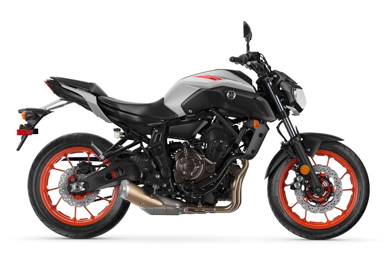 Yamaha MT-07 35 kW (A2)