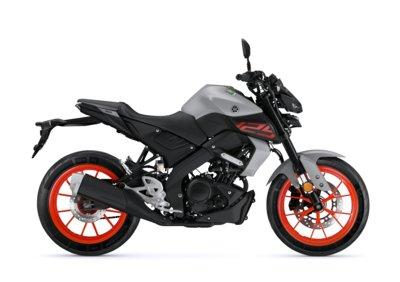 Yamaha MT-125 (A1)