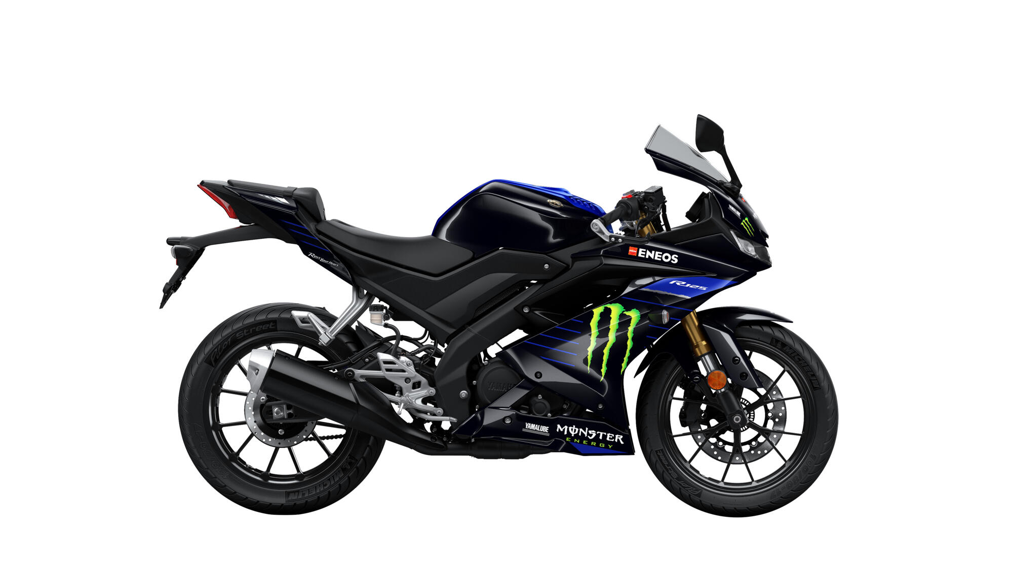 Yamaha R125 Monster Energy